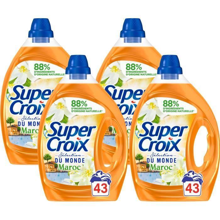 SUPER CROIX Lessive Maroc - 2,15 L