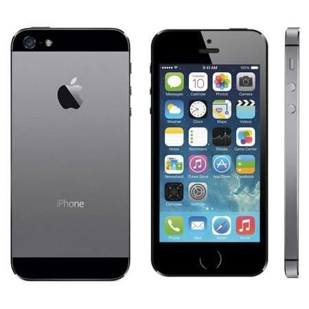 iphone 5s 16gb gris sid ral achat smartphone pas cher. Black Bedroom Furniture Sets. Home Design Ideas