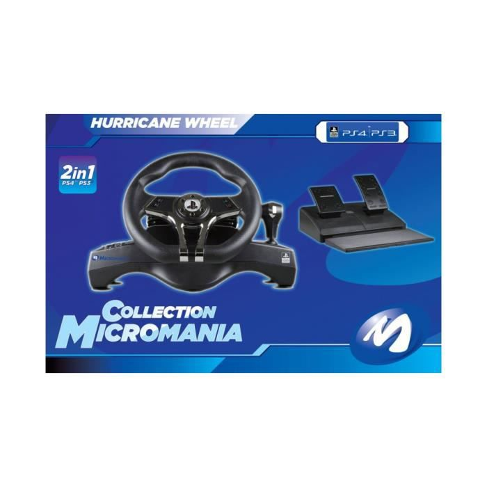 volant ps4 micromania collection prix pas cher cdiscount. Black Bedroom Furniture Sets. Home Design Ideas