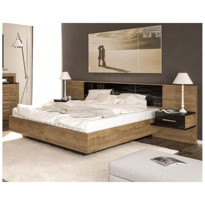 lit chambre