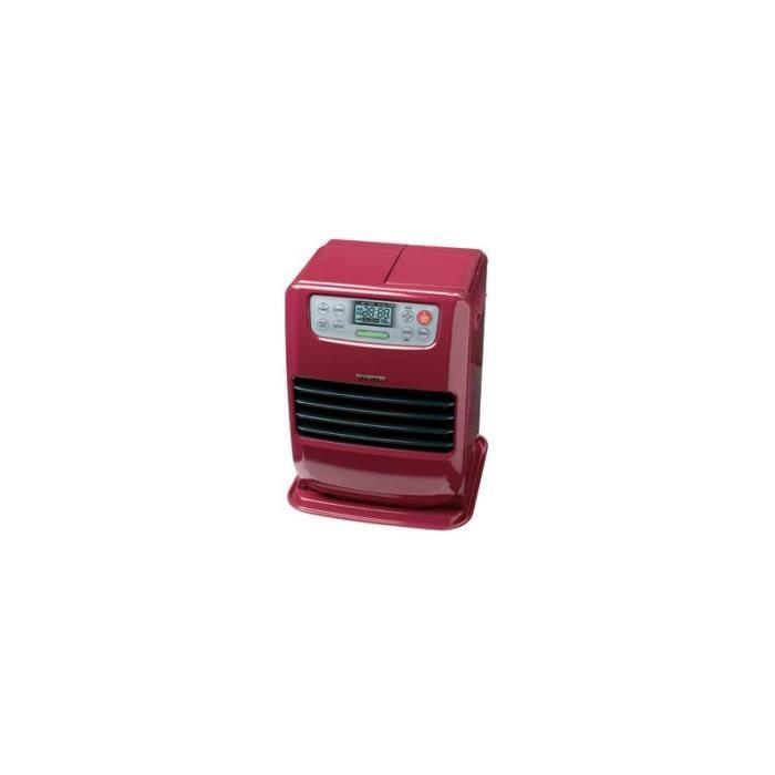 Poêle à Pétrole électronique Inverter Minimax Red 2300w