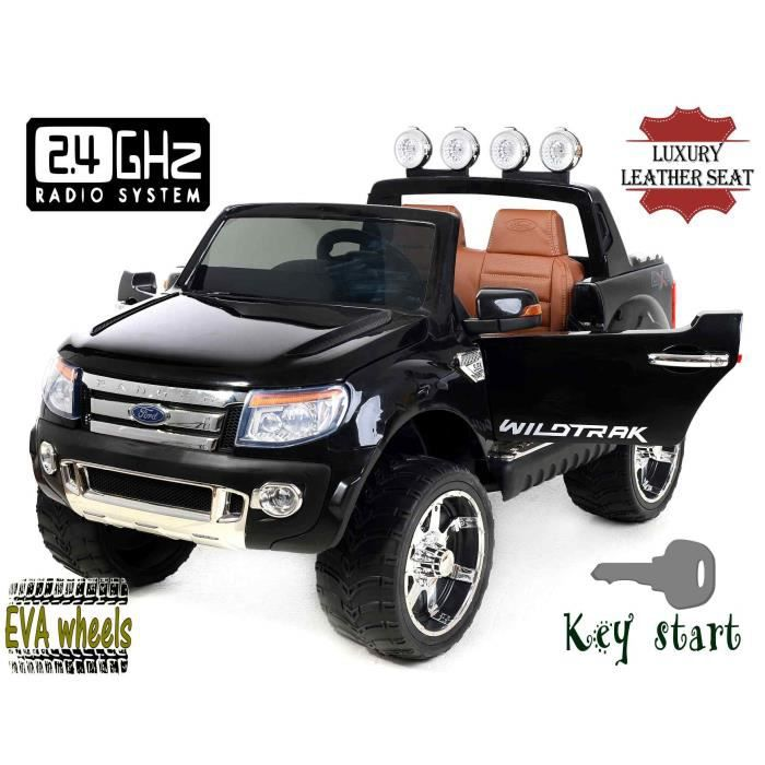 ford ranger wildtrak voiture jouet lectrique pour enfantt 8588006517354 achat vente voiture. Black Bedroom Furniture Sets. Home Design Ideas