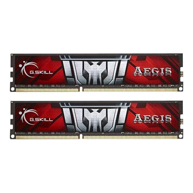MÉMOIRE RAM G.SKILL RAM PC3-12800 / DDR3 1600 Mhz - F3-1600C11
