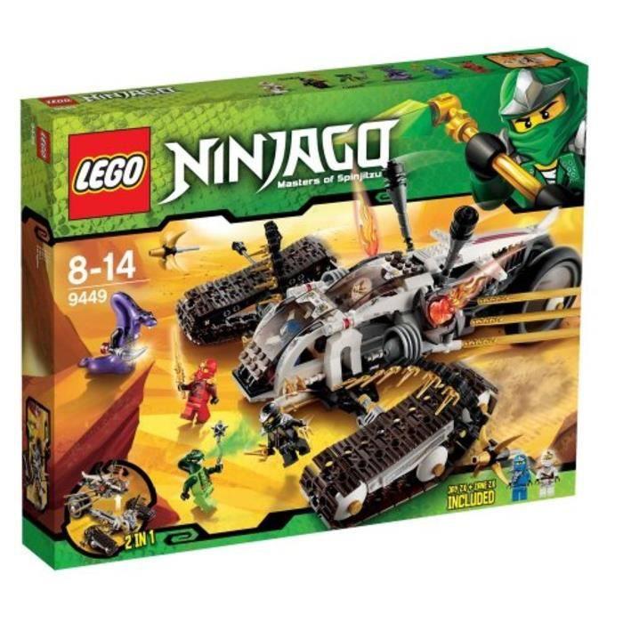 ASSEMBLAGE CONSTRUCTION Jeu D'Assemblage LEGO HYIV2 Ninjago 9449: Ultra So