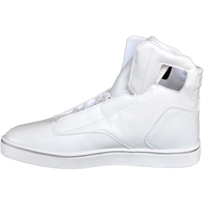 Nike  Blanc - Chaussures Basket montante Homme