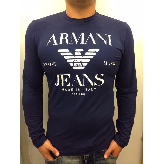 Armani T-shirt Homme 2CGLY