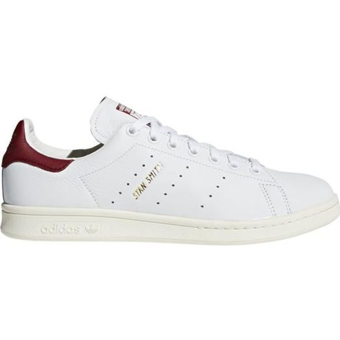 Basket ADIDAS STAN SMITH CQ2195 AGE ADULTE, COULEUR BLANC, GENRE HOMME, TAILLE 39 1 3