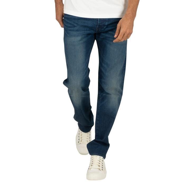 JEANS Levi's Jeans 501 - Homme - Bleu