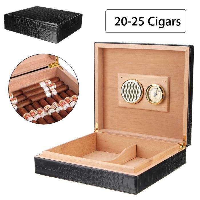 2pcs humidificateur à cigares grande humidificateur à mousse