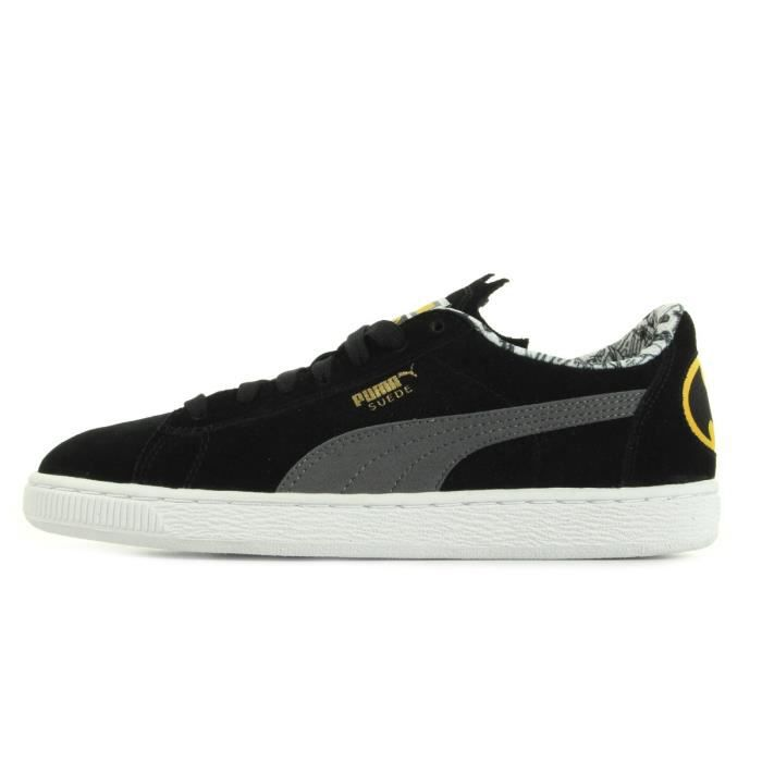 Baskets Puma Suede Batman Jr wzI58mpL
