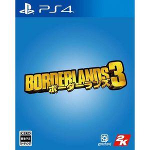 JEU PS4 2K GAMES BORDERLANDS 3 FOR SONY PS4 PLAYSTATION 4