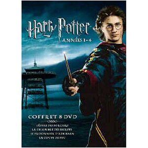 DVD FILM DVD Coffret harry potter : l'école des sorciers...