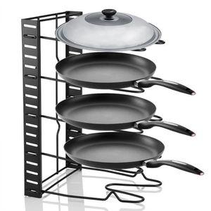 REPOSE USTENSILE  Organisateur de cuisine en métal pour ranger couve