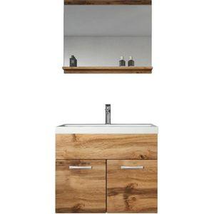 COLONNE - ARMOIRE SDB Meuble de salle de bain de Montreal 02 60 cm lavab