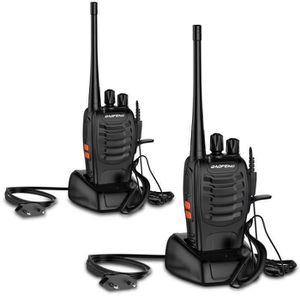 TALKIE-WALKIE Talkie Walkie BaoFeng bf-888s; Distance Intercom 3