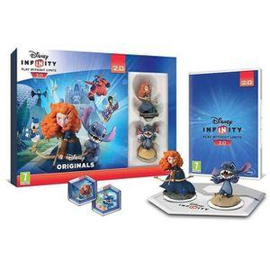 FIGURINE DE JEU Disney Infinity 2: Pack de démarrage XBox360