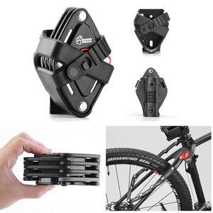 ANTIVOL Serrure De Vélo Pliable Avec 2 Clés Sécurité Antiv