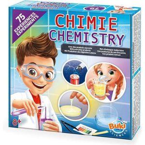 EXPÉRIENCE SCIENTIFIQUE BUKI Chimie 75 expériences à réaliser