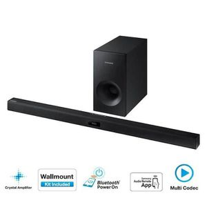 BARRE DE SON SAMSUNG HW-H355 Barre de son 2.1 120W Bluetooth