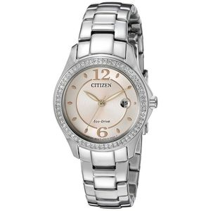 MONTRE CITIZEN Eco-drive Fe1140-86x Silhouette Montre en