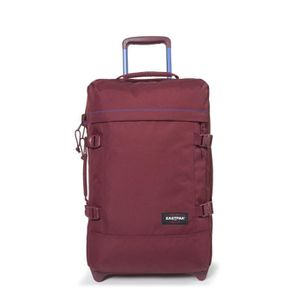 VALISE - BAGAGE Eastpak - Tranverz S - Bagage à roulettes - Merlot