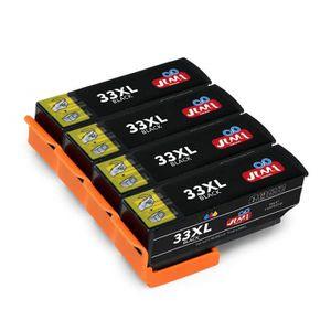 CARTOUCHE IMPRIMANTE  Cartouches d'encre compatible avec Epson 33 33 XL