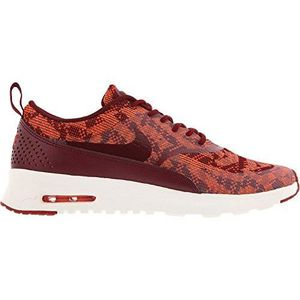BASKET Nike Air Max Thea Jacquard, Baskets bas-top des fe