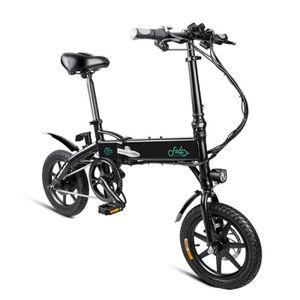 VÉLO ASSISTANCE ÉLEC FIIDO D1 Vélo assistance électrique Pliant Batteri