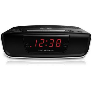 Radio réveil Philips AJ3123 Radio Réveil avec Tuner FM Numériqu
