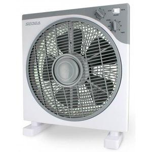 VENTILATEUR SEDEA Ventilateur box 32 cm Blanc