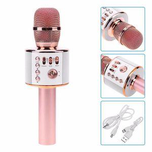 MICROPHONE - ACCESSOIRE TEMPSA Microphone Sans fil Bluetooth USB Karaoké P
