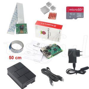 CARTE MÈRE (Raspberry Pi Camera Kit)Raspberry Pi 3+ 5MP Camér