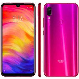 SMARTPHONE Xiaomi Redmi Note 7 Double SIM 4+64 Go Rouge Nébul