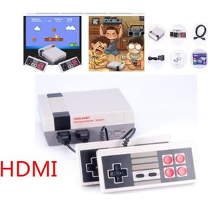 CONSOLE RÉTRO 2017 HDMI HD Video Game System NES Classic Mini TV