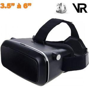 CASQUE RÉALITÉ VIRTUELLE Casque réalité virtuelle universel HD de 3.5 à 6 p