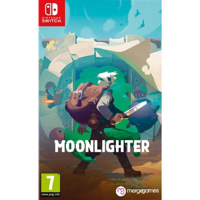 Moonlighter Jeu Switch