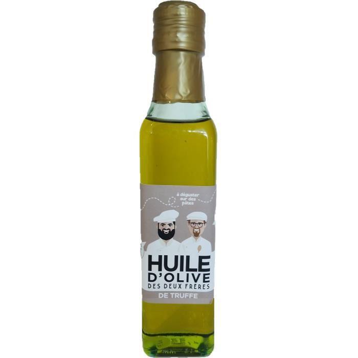 Huile Olive Saveur Truffe 25 Cl