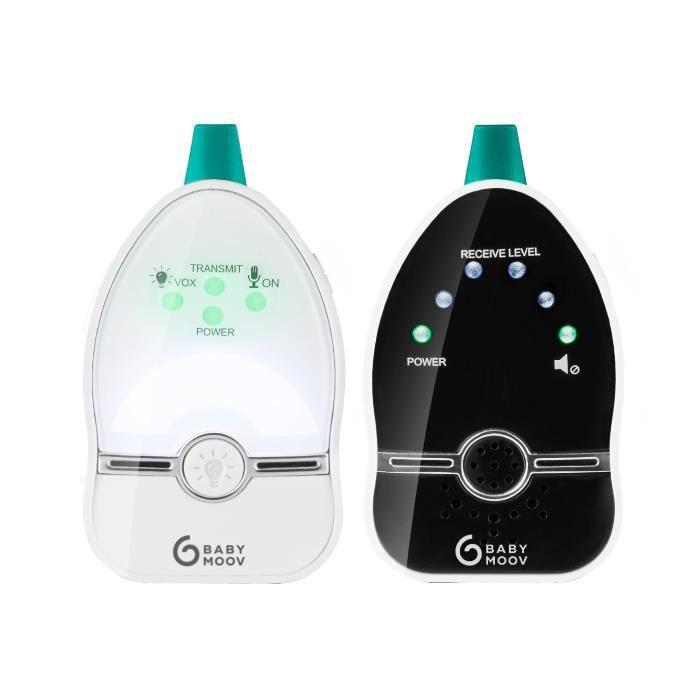 BABYMOOV Babyphone Audio Easy Care - 500 mètres