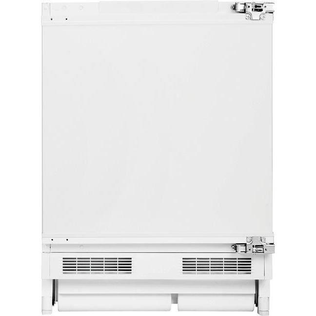 BEKO BU1153HCN - Réfrigérateur intégrable Table Top 107L (92+15L) - Froid statique - L59,5x H81,8cm - Blanc