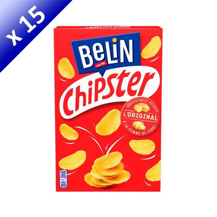 [LOT DE 15] BELIN Biscuits salés - 75 g