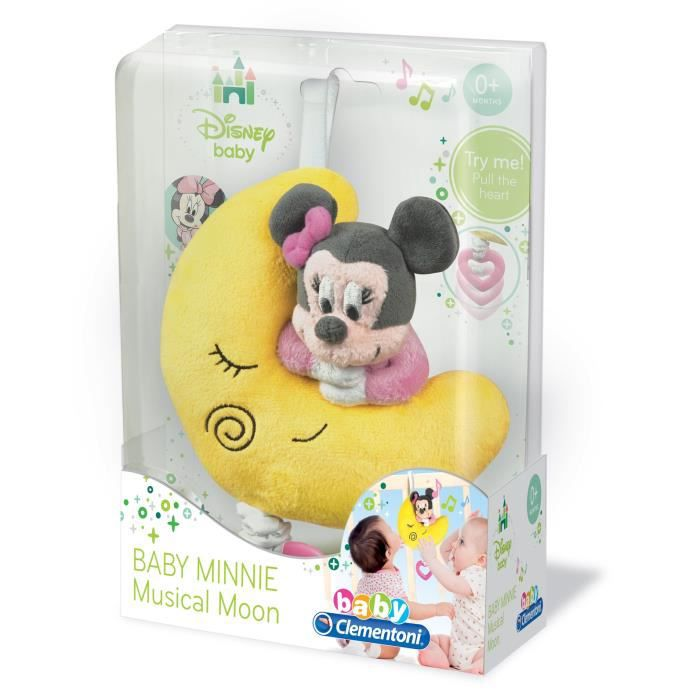 MOBILE MINNIE MOUSE - PELUCHE