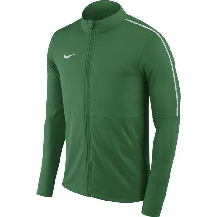 Veste d'entraînement Nike Park 18 pour Homme