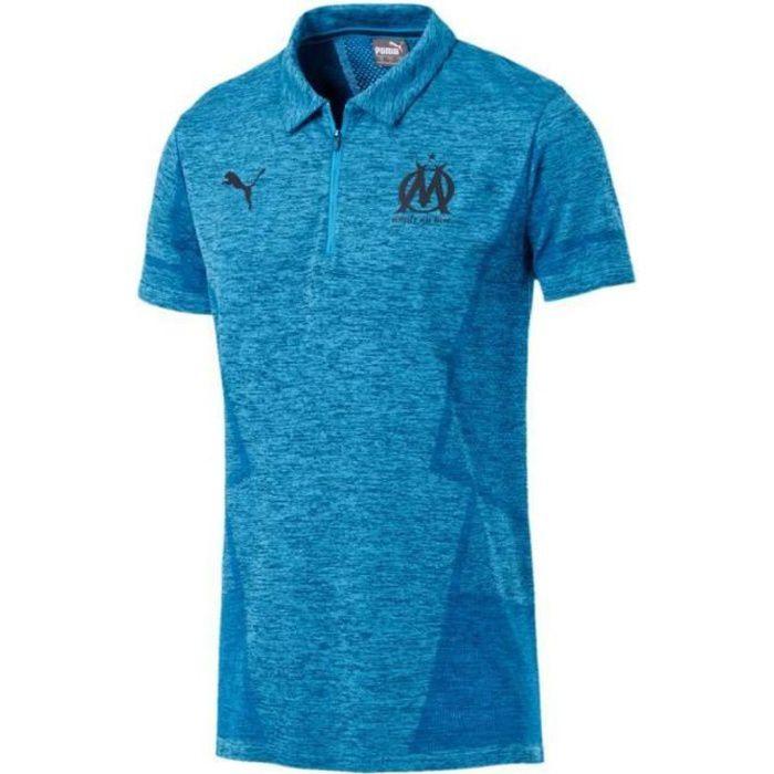 T-shirt Olympique de Marseille evoknit pol 2018/2019