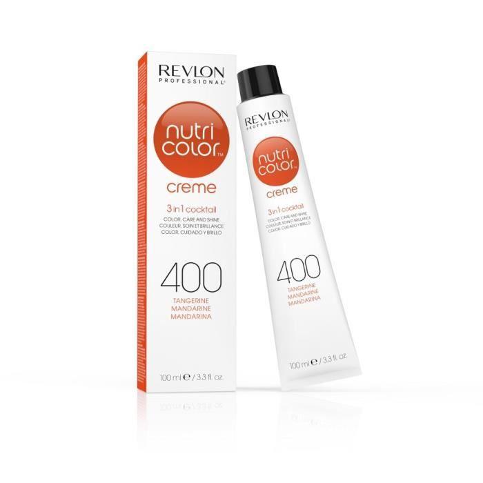 Revlon Soin nutritif repigmentant 3 en 1 400 - Mandarine , Crème 100ml