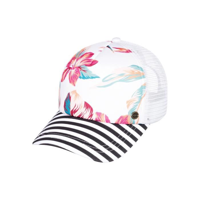 Casquette Snapback Beautiful Morning de la marque Roxy Femme en multicolore [TU]