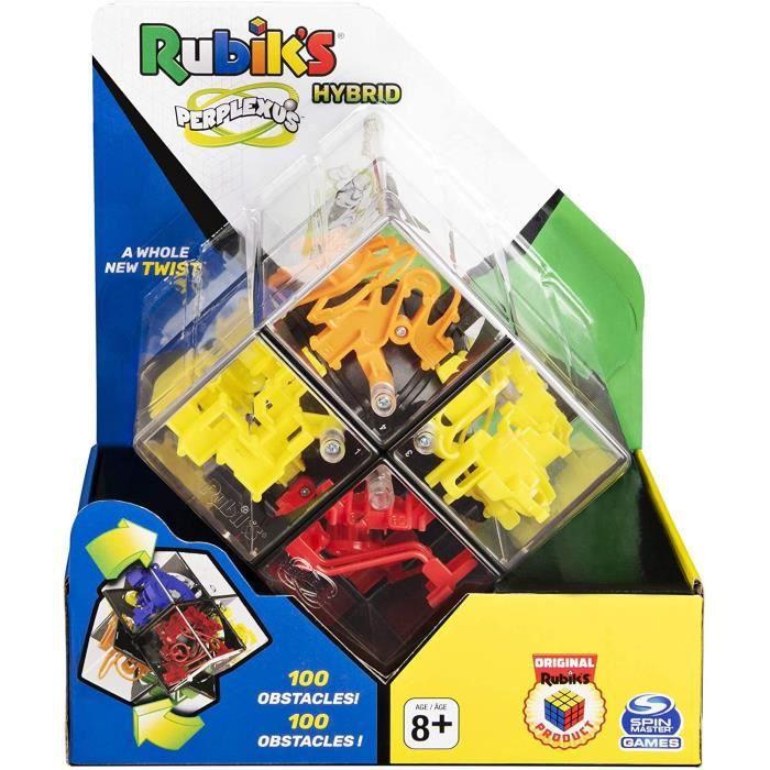 PERPLEXUS Rubik's 2x2 - Jeu d'action et de réflexe RUBIKS - Modèle aléatoire