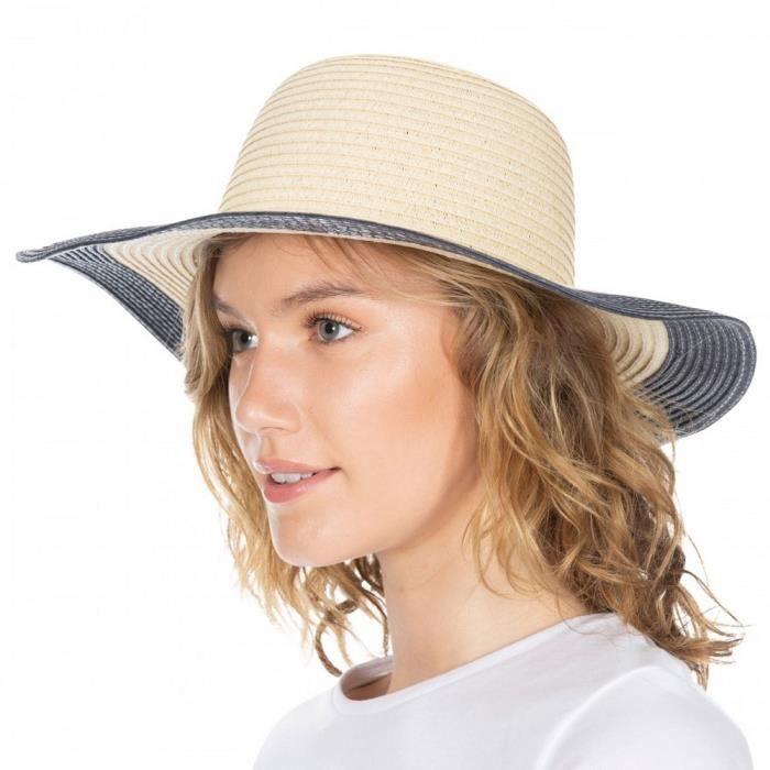 Trespass - Chapeau de paille A