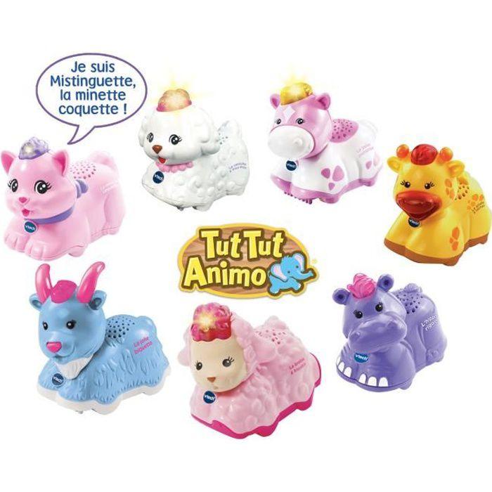 VTECH - TUT TUT ANIMO - Les Coquettes - ASSORTIS