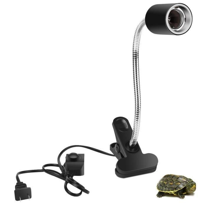 ÉCLAIRAGE Lampe d'aquarium avec support/pince /lampe chauffa