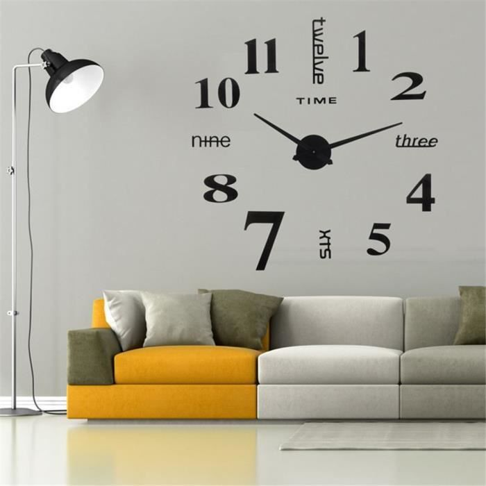 horloge murale g ante achat vente horloge murale g ante pas cher cdiscount. Black Bedroom Furniture Sets. Home Design Ideas